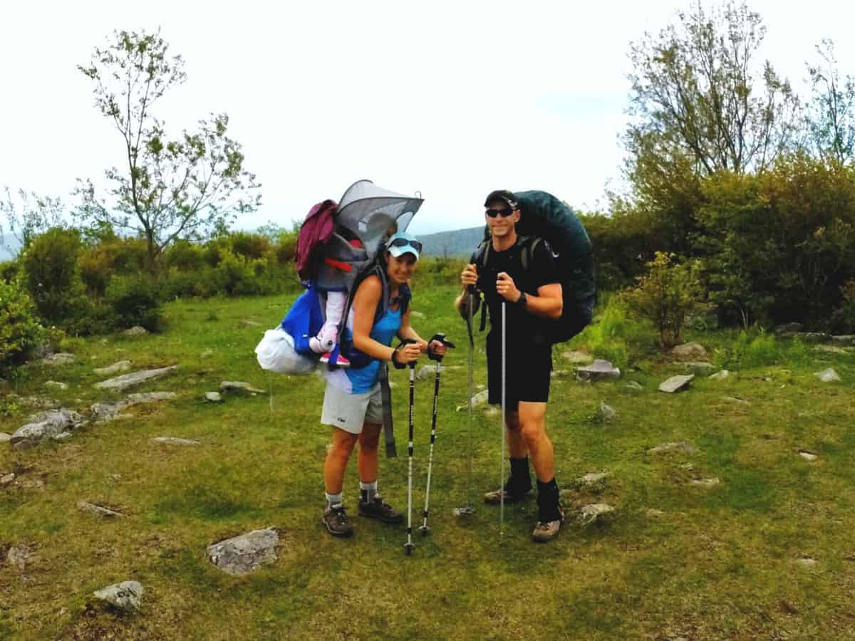 Backpacking the Appalachian Trail with a Toddler - Run Wild My Child