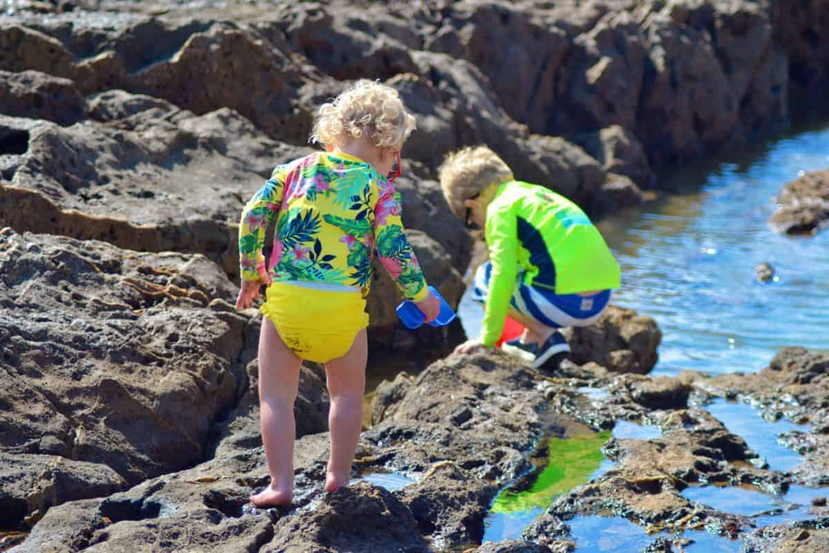where to find the best tide pools in the US