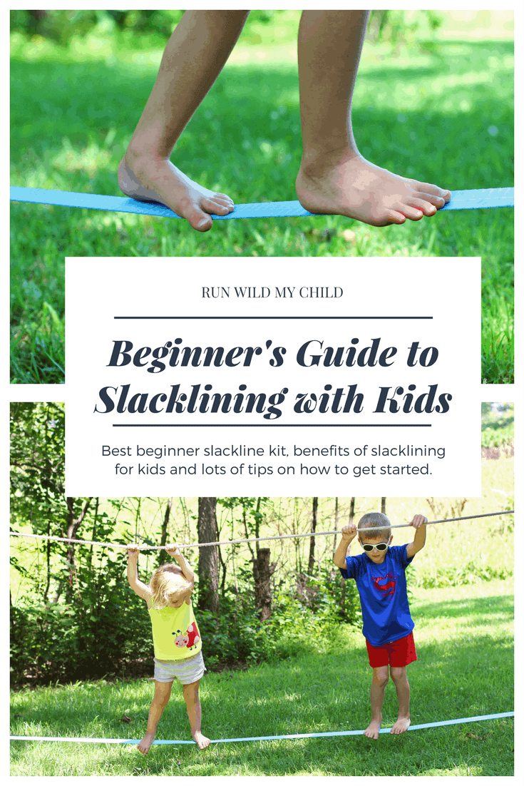 Beginner's Guide to Slacklining with Kids