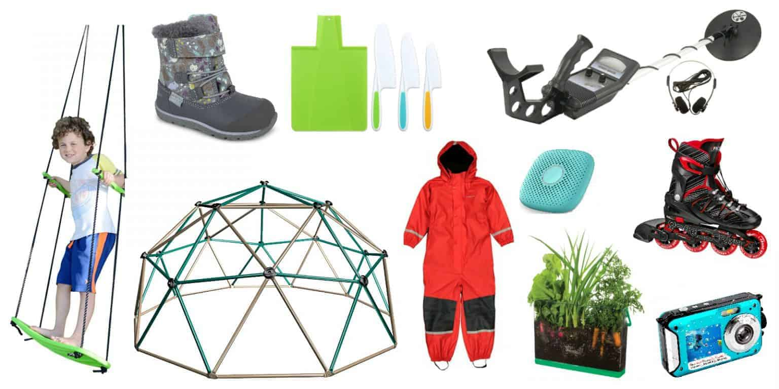 best gifts for active outdoor kids
