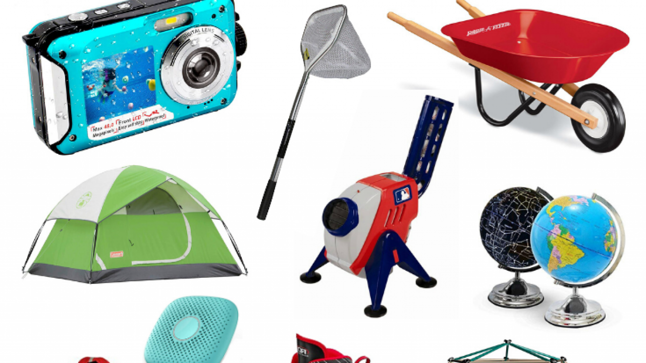 Non-Toy Gift Guide for Outdoorsy Kids