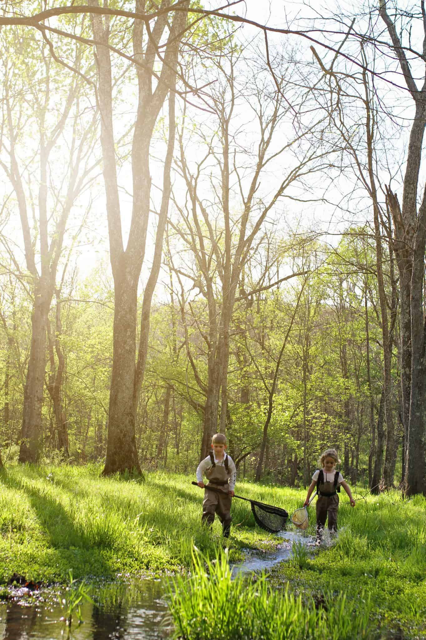 How outdoorsy moms are handling the pandemic
