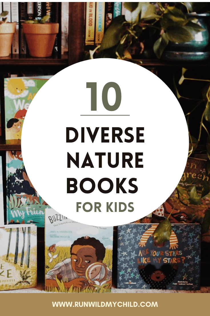 10 Diverse Nature Books for Kids