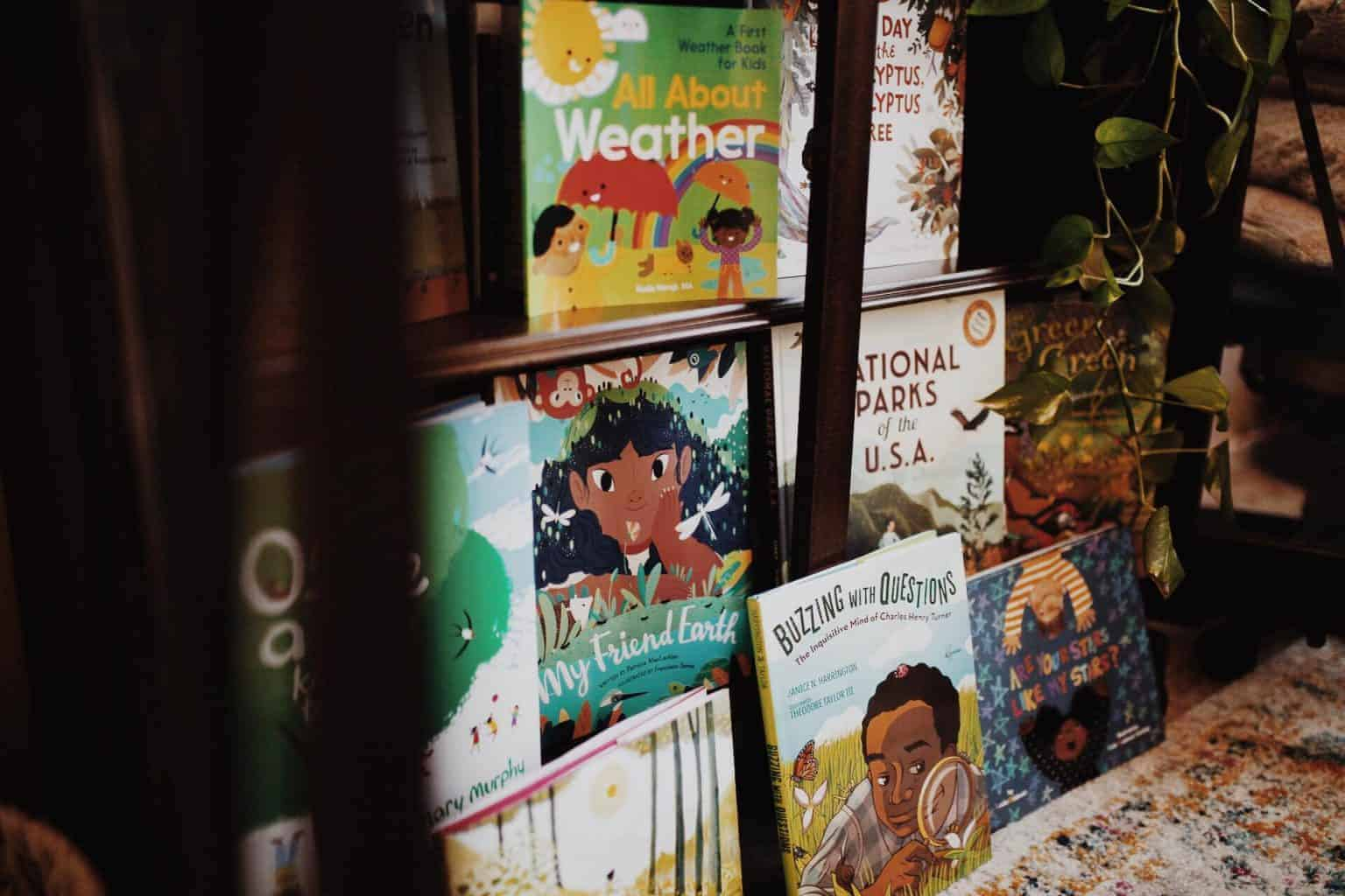 the importance of diversity in children's nature books