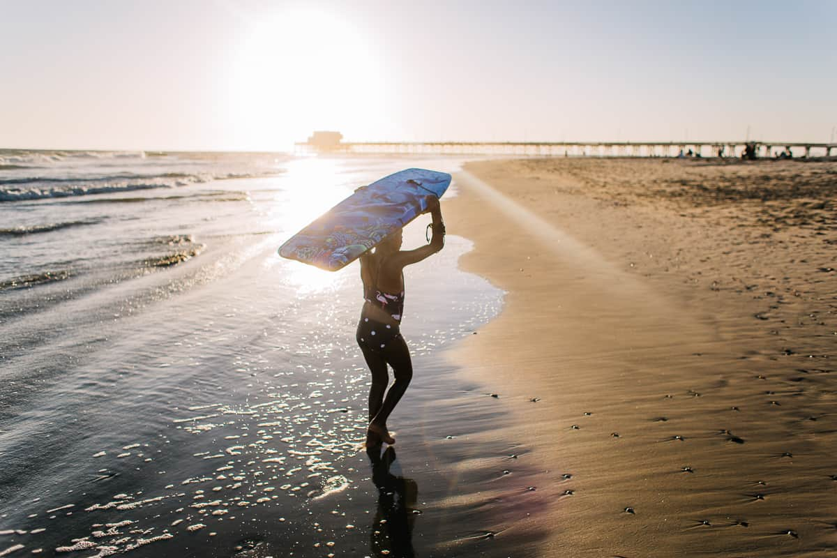 Boogie boarding tips and advice for beginners